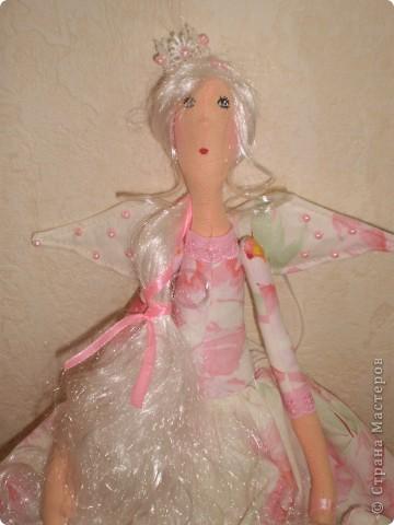 Нежный Ангел принцесса и МК по волосам фото 2