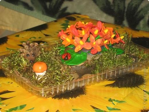 """Поделка в садик """"Осенние фантазии"""" фото 1"""