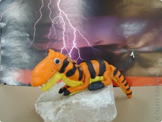 Дракон,который переоделся в тигра... фото 1
