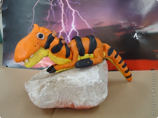 Дракон,который переоделся в тигра... фото 2