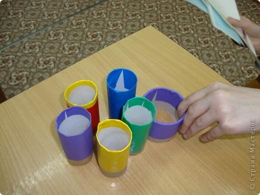 Карандашницы из бросового материала. фото 5