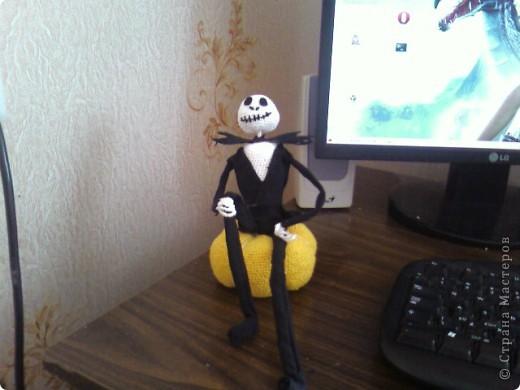 Мой любимый персонаж - Джек повелитель тыкв фото 1