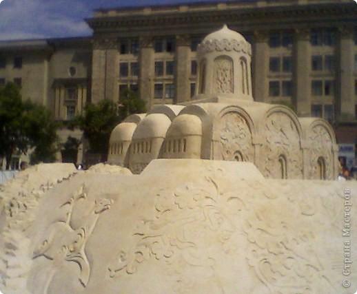 Песочный городок в Харькове. фото 1