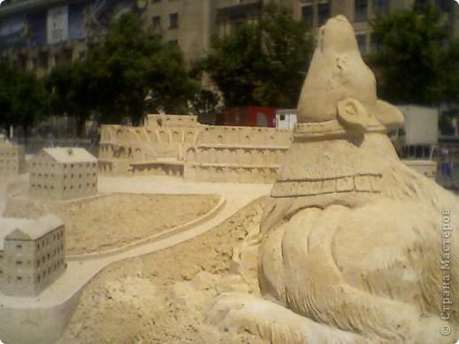 Песочный городок в Харькове. фото 4