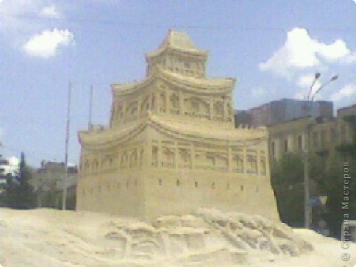 Песочный городок в Харькове. фото 5