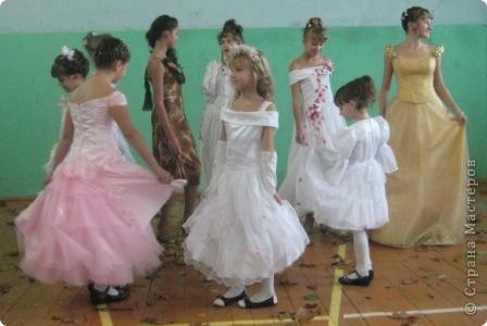 """У нас проходил праздник """"Королева осени"""". Это все наши королевы с 1 по 9 класс...  фото 8"""