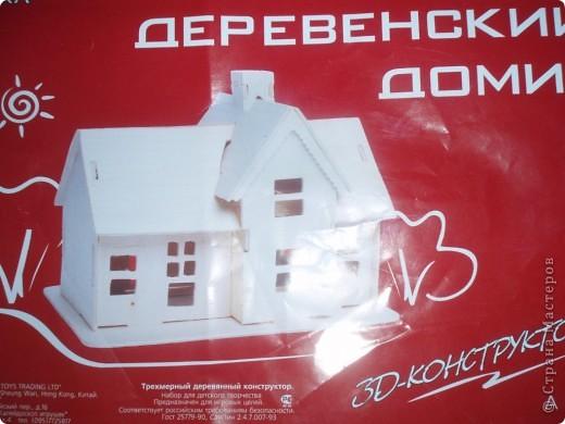 вот такой домик построил наш папа фото 2