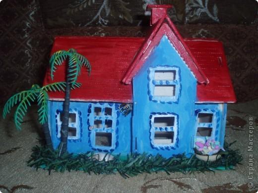вот такой домик построил наш папа фото 3