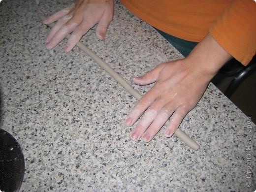 Лепка из жгутов. Архаичная техника фото 7