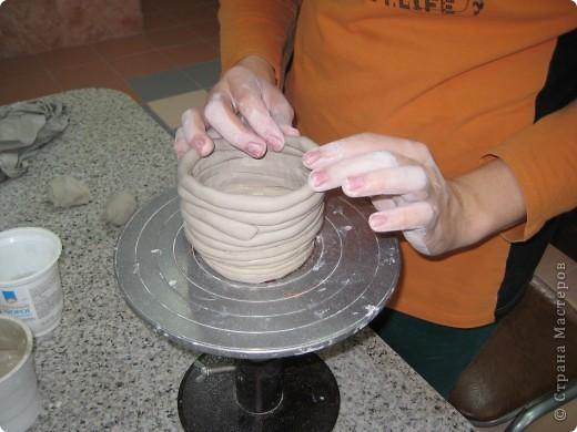 Лепка из жгутов. Архаичная техника фото 9