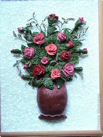 Букет роз фото 1
