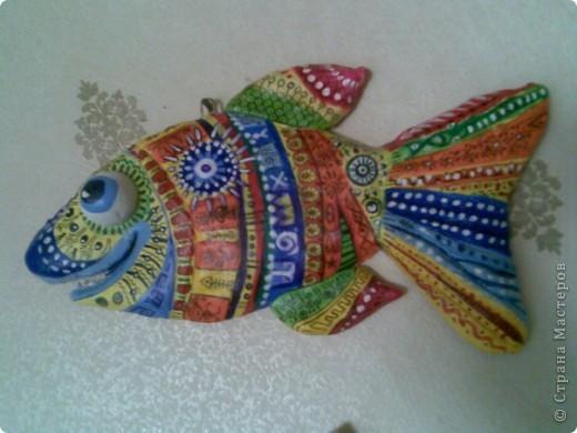 мое рыбное творенье))