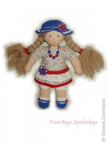 Вальдорфская куколка, 35 см. фото 1