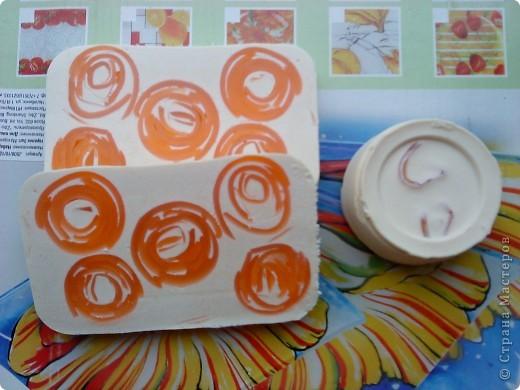 мыло с розачками фото 1