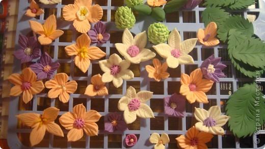 Вазочка с цветами ХФ фото 11