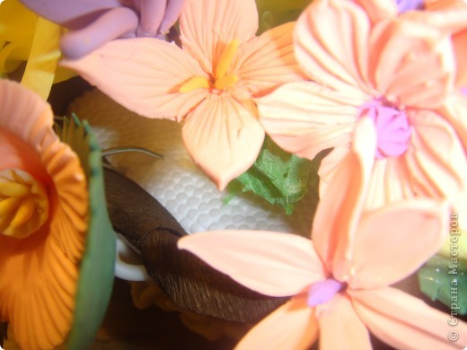 Вазочка с цветами ХФ фото 16