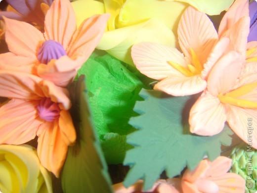 Вазочка с цветами ХФ фото 18