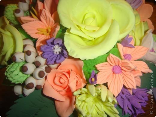 Вазочка с цветами ХФ фото 19