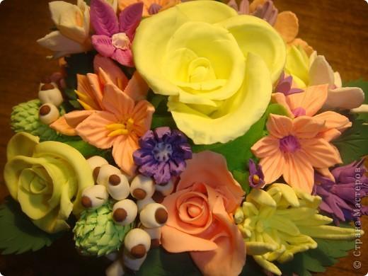 Вазочка с цветами ХФ фото 21
