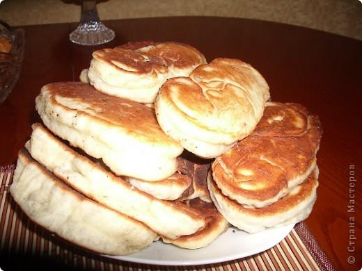 Наконец сделала долгожданные пирожки с ливером)) фото 1
