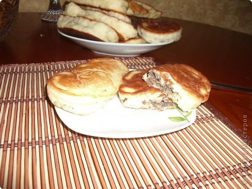 Наконец сделала долгожданные пирожки с ливером)) фото 2