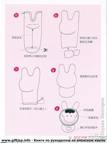 маленькие носочки могут иметь подобу смешных творений. фото 5