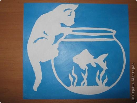 Ловись рыбка и большая, и маленькая (Кот-шалунишка)