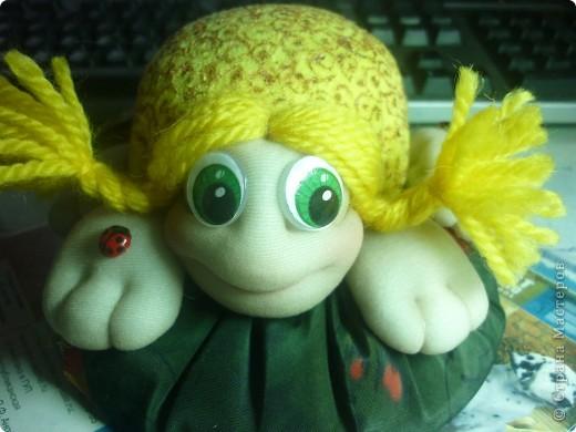 Увидев такую-черепашку-игольницу у Ликмы не смогли удержаться и сделали с дочкой такую-же. фото 1