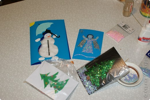 Наши открытки для друзей фото 1