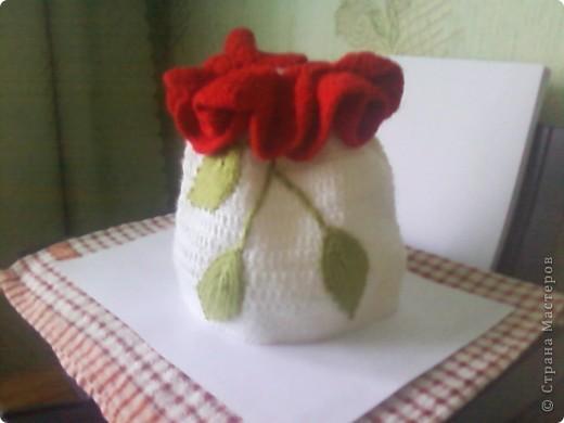 шапочка на осень фото 1