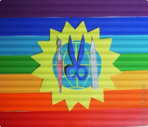 """Один из рабочих """"прикидов"""" :))) на тему """"Флаг Страны Мастеров"""". фото 9"""