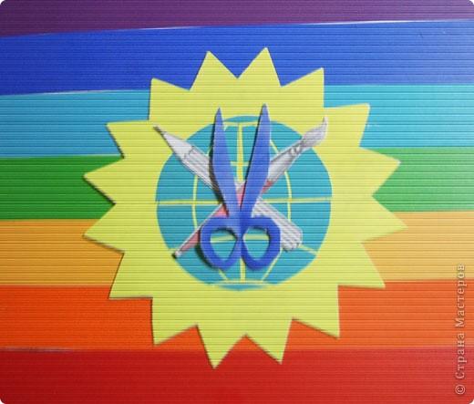 """Один из рабочих """"прикидов"""" :))) на тему """"Флаг Страны Мастеров"""". фото 8"""