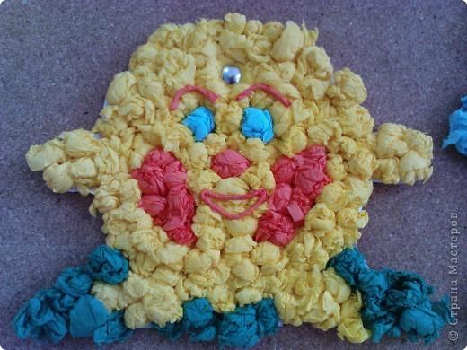 Вот моя и не только моя фантазия разливается в различных  бумажных красках, порхает бабочкой по цветам, представляется сказочными героями и улыбается на лицах наших детей.  фото 2