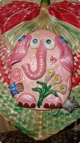 Розовый Слоненок фото 2