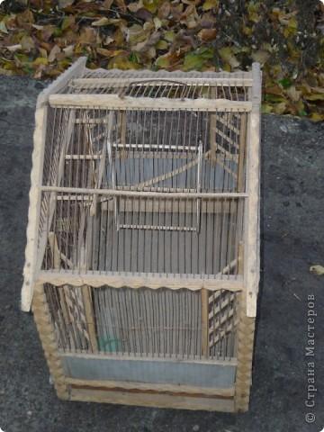 Домик для попугайчика фото 3