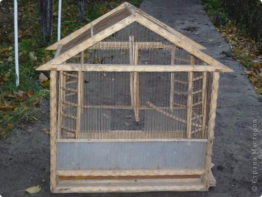 Домик для попугайчика фото 4