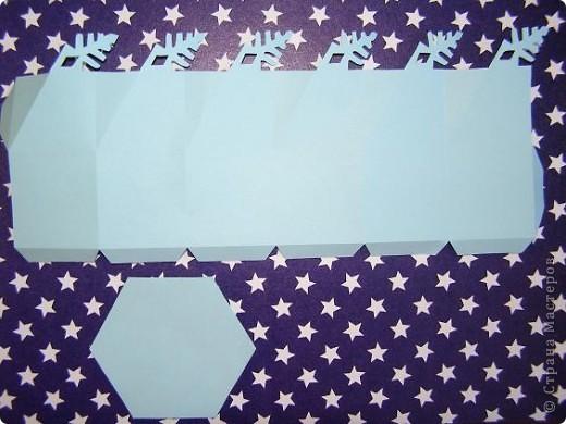 Коробочка-снежинка фото 3