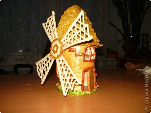 мелница-светильник фото 1