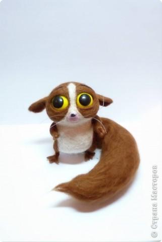 Лемур Морт -  вымышленный персонаж американского мультфильма «Мадагаскар». Маленький лемур, который всего боится. Очень робкий. Сам того не желая, раздражает Джулиана. Очень любит обнимать пятку короля Джулиана. фото 2