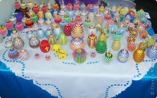 В Красноярске осенью прошла Краевая выставка ремёсел. Предлагаю Вашему вниманию фоторепортаж с этой выставки. Красота неописуемая! фото 1