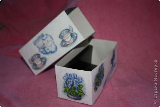 Коробочка для чая. фото 1