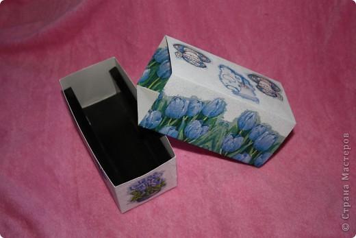 Коробочка для чая. фото 3