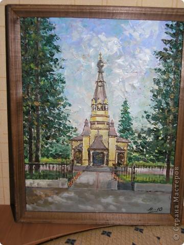 Церковь Казанской Божьей Матери. фото 2