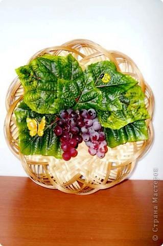 Синий виноград фото 2