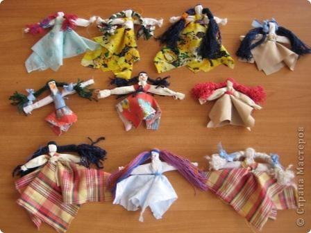 куклы девочки.. фото 1