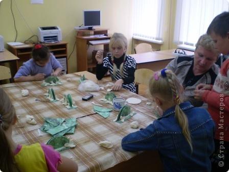 Салфетница  К Дню Учителя мы с детьми подготовили небольшие подарки для ветеранов педагогического труда нашей школы и учителям. фото 3