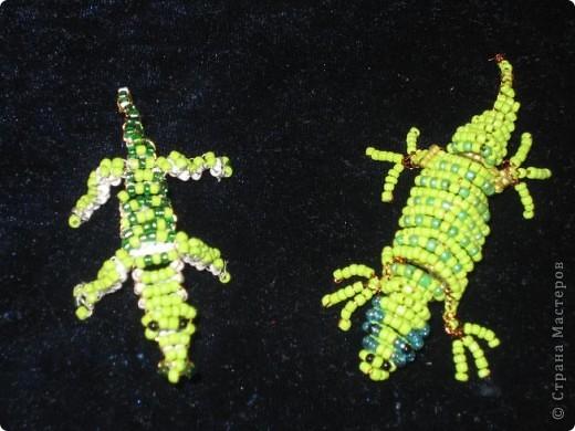 Животные из бисера Бисероплетение.