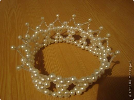 Корона для маленькой принцессы своими руками