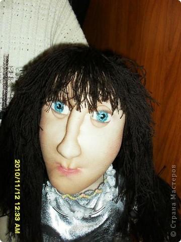 Первая текстильная кукла фото 4