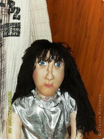 Первая текстильная кукла фото 3